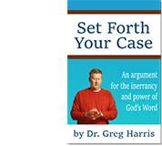 Glory Books Set Forth Your Case