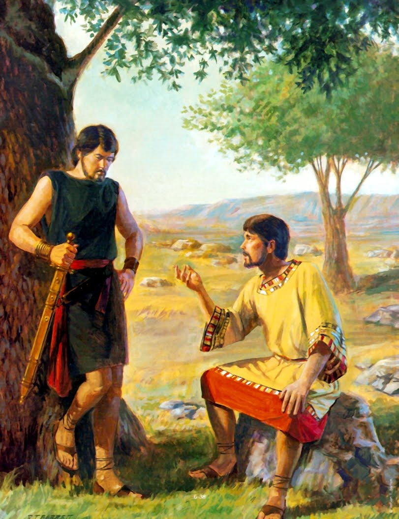 relationship between david and nathan in the bible