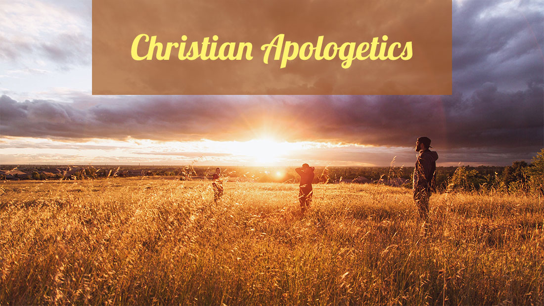 The First and Last Word on Christian Apologetics | by Dr. Randall ...