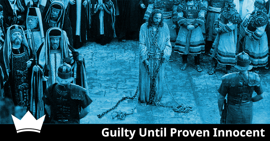 proven innocent until proven guilty Guilty until proven innocent posted on march 29, 2018 by grandad march 29, 2018 oh boy but the keyboard warriors were out in force yesterday so.